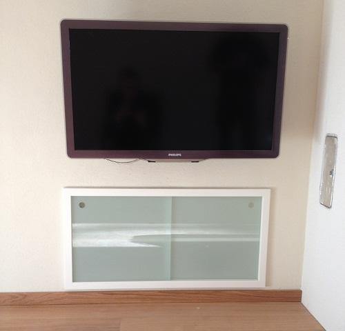 Einbaumöbel-Fernsehschrank